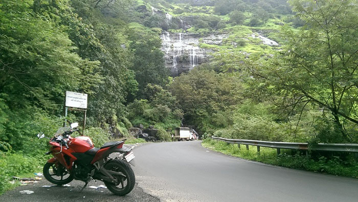 A Drive to Tamhini Ghat